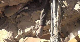 مجازر العدوان في العاصمة صنعاء