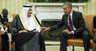 سلمان+اوباما