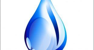 قطرة ماء